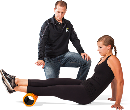 TriggerPoint GRID Foam Roller couple 00200