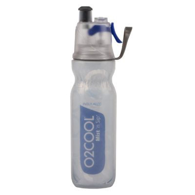 o2cool mist n sip blue