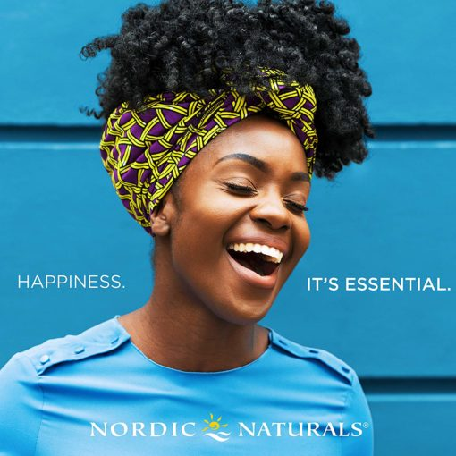 Nordic Naturals Omega-3 happiness