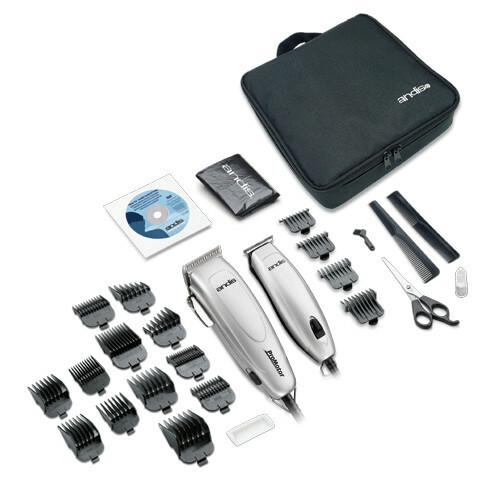 Andis Promotor Plus Combo Kit